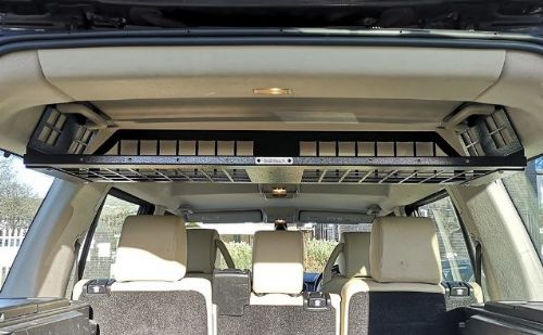 Discovery 3 /4 (7 Seater) Rear Upper Loadspace Storage Shelf